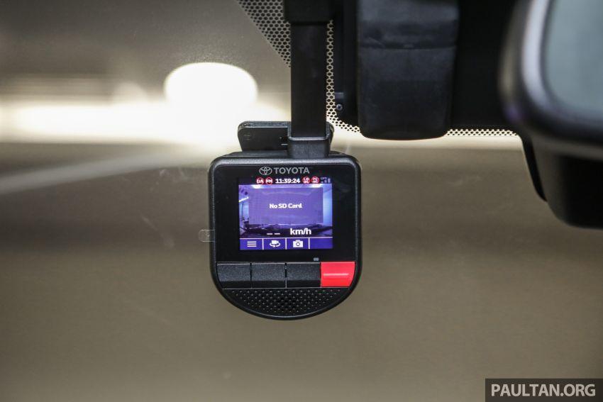 Toyota RAV4 2020 kini di M'sia — CBU Jepun, Toyota Safety Sense, 2.0L CVT RM197k, 2.5L 8AT RM216k Image #1132323