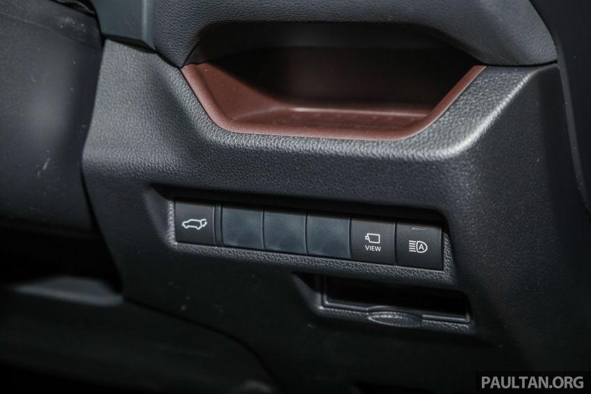 Toyota RAV4 2020 kini di M'sia — CBU Jepun, Toyota Safety Sense, 2.0L CVT RM197k, 2.5L 8AT RM216k Image #1132325