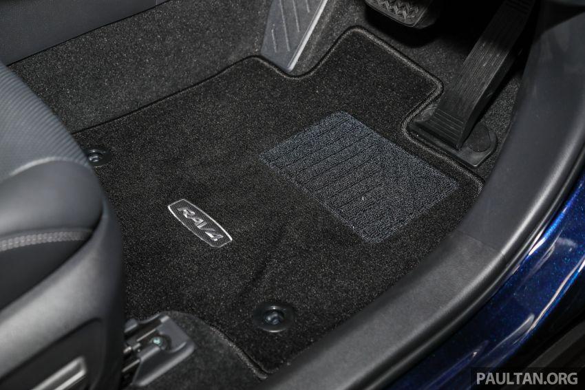 Toyota RAV4 2020 kini di M'sia — CBU Jepun, Toyota Safety Sense, 2.0L CVT RM197k, 2.5L 8AT RM216k Image #1132333