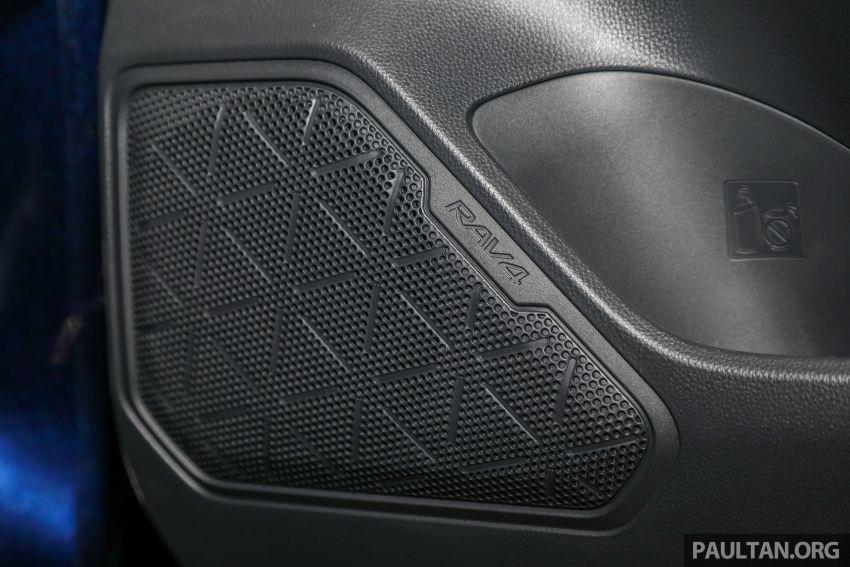 Toyota RAV4 2020 kini di M'sia — CBU Jepun, Toyota Safety Sense, 2.0L CVT RM197k, 2.5L 8AT RM216k Image #1132336