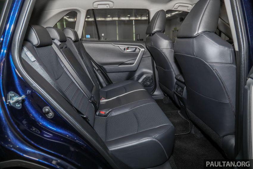 Toyota RAV4 2020 kini di M'sia — CBU Jepun, Toyota Safety Sense, 2.0L CVT RM197k, 2.5L 8AT RM216k Image #1132338