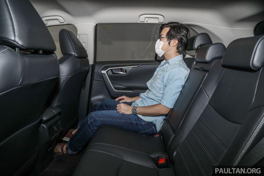 Toyota RAV4 2020 kini di M'sia — CBU Jepun, Toyota Safety Sense, 2.0L CVT RM197k, 2.5L 8AT RM216k Image #1132341