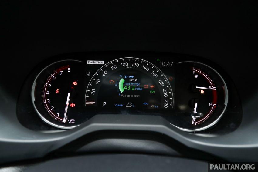 Toyota RAV4 2020 kini di M'sia — CBU Jepun, Toyota Safety Sense, 2.0L CVT RM197k, 2.5L 8AT RM216k Image #1132304