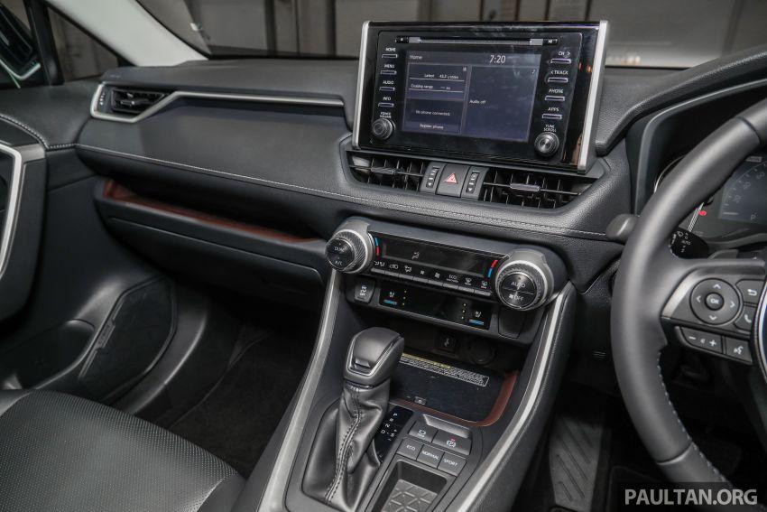 Toyota RAV4 2020 kini di M'sia — CBU Jepun, Toyota Safety Sense, 2.0L CVT RM197k, 2.5L 8AT RM216k Image #1132309
