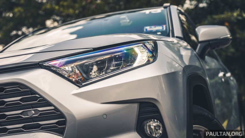 QUICK DRIVE: 2020 Toyota RAV4 – from RM196,436 Image #1132715