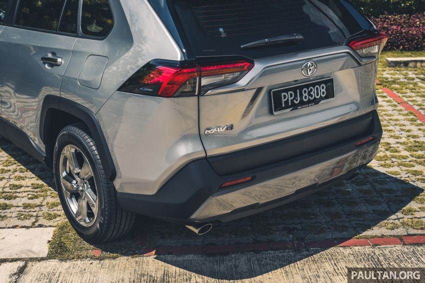 QUICK DRIVE: 2020 Toyota RAV4 – from RM196,436 Image #1132728