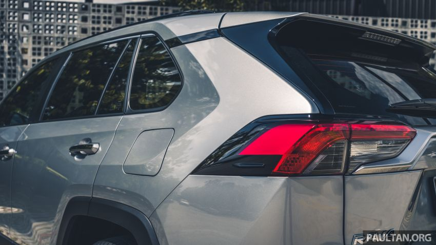 QUICK DRIVE: 2020 Toyota RAV4 – from RM196,436 Image #1132730