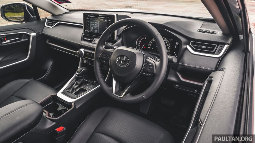 QUICK DRIVE: 2020 Toyota RAV4 – from RM196,436 Image #1132742