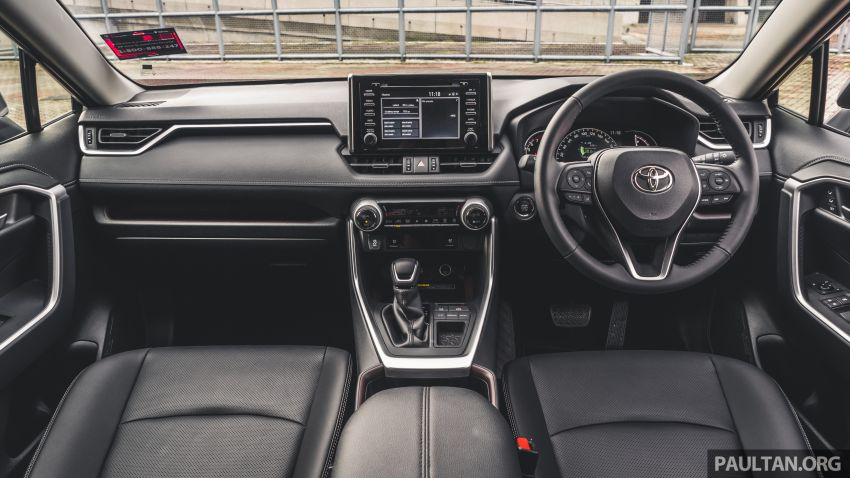 QUICK DRIVE: 2020 Toyota RAV4 – from RM196,436 Image #1132746