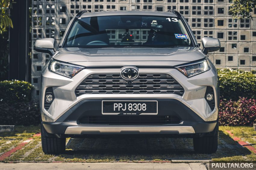 QUICK DRIVE: 2020 Toyota RAV4 – from RM196,436 Image #1132708