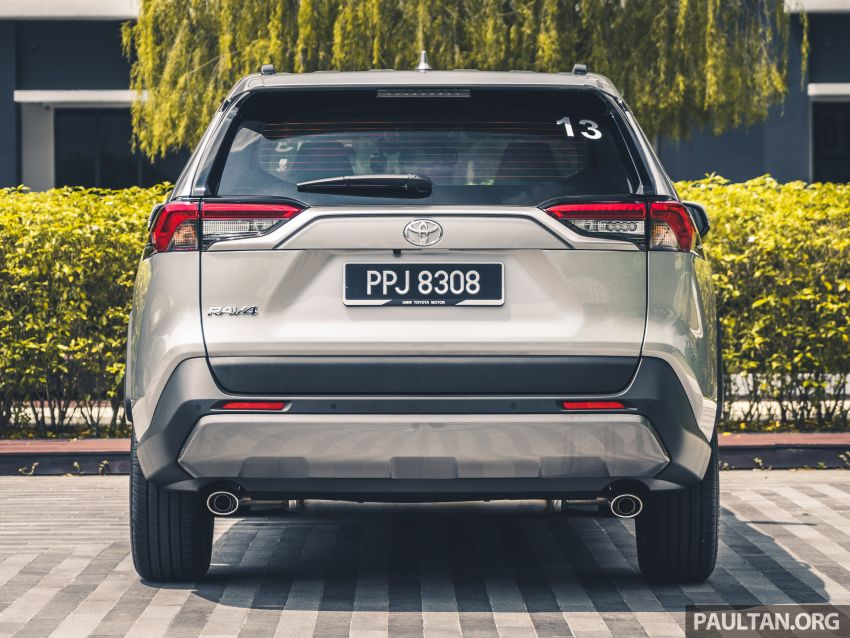 QUICK DRIVE: 2020 Toyota RAV4 – from RM196,436 Image #1132709