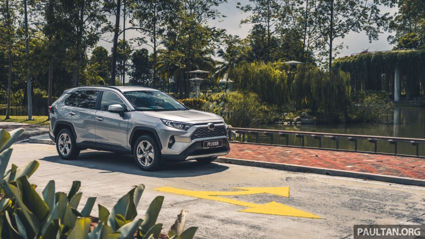 QUICK DRIVE: 2020 Toyota RAV4 – from RM196,436 Image #1132710