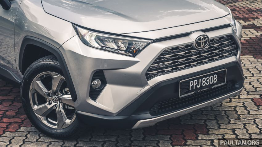 QUICK DRIVE: 2020 Toyota RAV4 – from RM196,436 Image #1132713