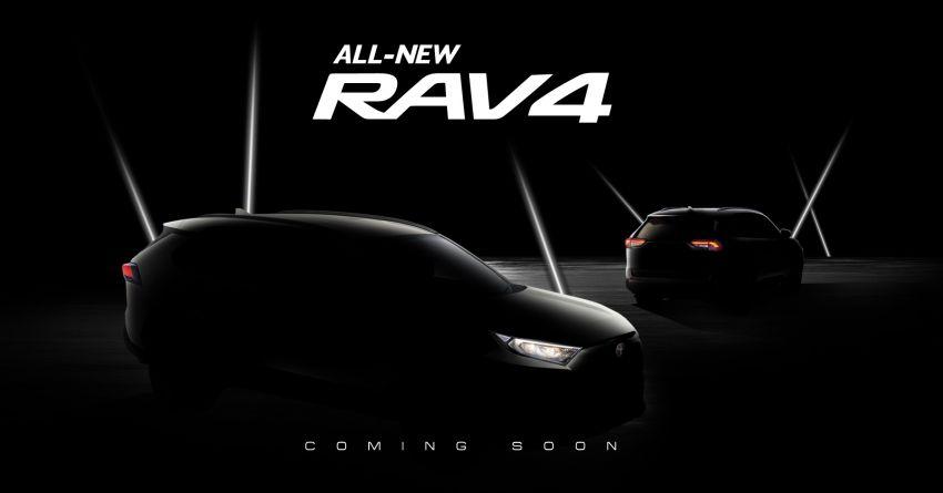 2020 Toyota RAV4 coming to Malaysia – ROI now open Image #1127767