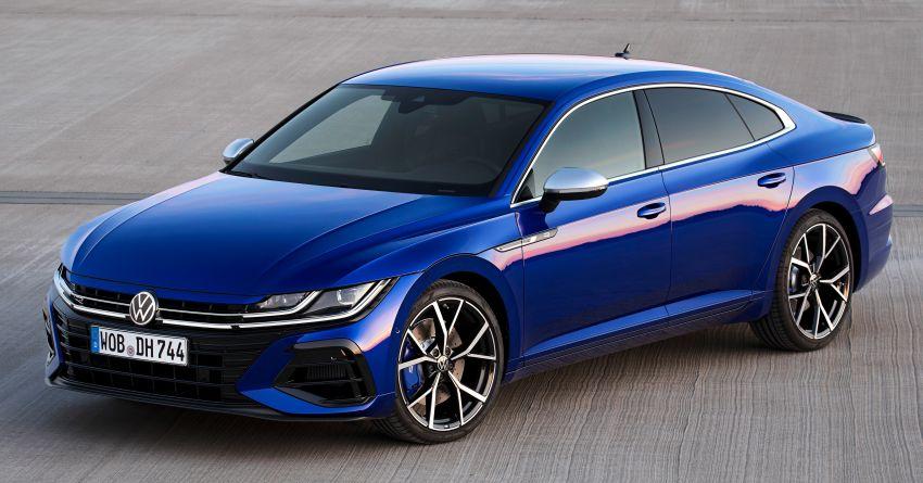 2020 Volkswagen Arteon facelift debuts – new PHEV and 320 PS R variants, Shooting Brake model added Image #1134922