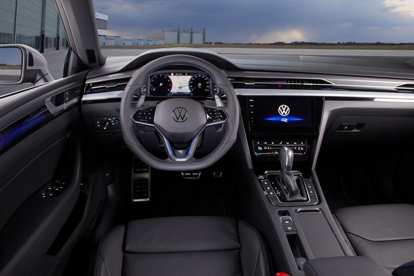 Volkswagen Arteon <em>facelift</em> 2020 diperkenal — varian PHEV dan 320 PS R baru serta model Shooting Brake Image #1135399
