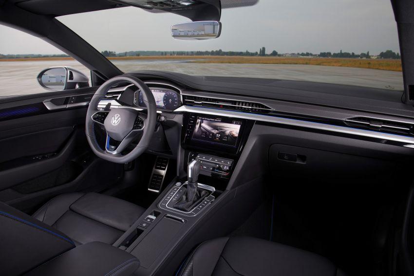 Volkswagen Arteon <em>facelift</em> 2020 diperkenal — varian PHEV dan 320 PS R baru serta model Shooting Brake Image #1135400
