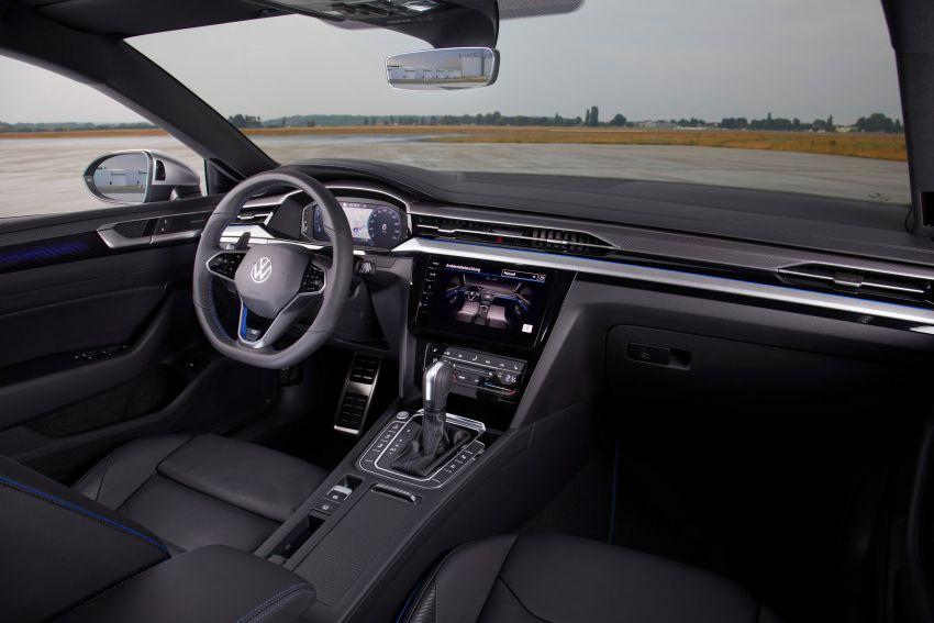 2020 Volkswagen Arteon facelift debuts – new PHEV and 320 PS R variants, Shooting Brake model added Image #1134933