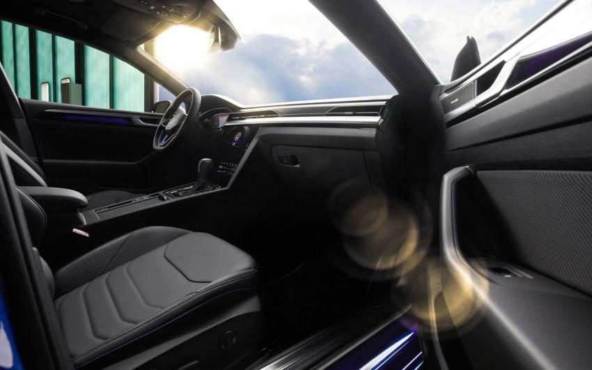 Volkswagen Arteon <em>facelift</em> 2020 diperkenal — varian PHEV dan 320 PS R baru serta model Shooting Brake Image #1135405