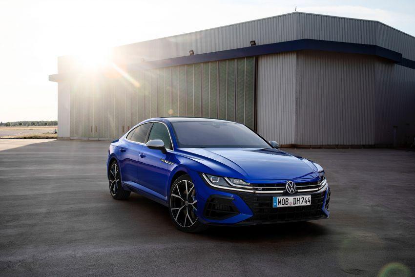 Volkswagen Arteon <em>facelift</em> 2020 diperkenal — varian PHEV dan 320 PS R baru serta model Shooting Brake Image #1135392