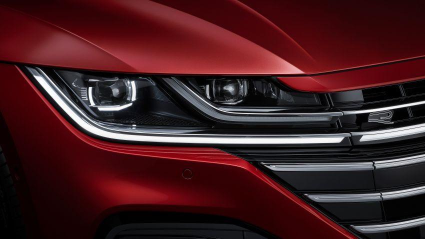 2020 Volkswagen Arteon facelift debuts – new PHEV and 320 PS R variants, Shooting Brake model added Image #1134951