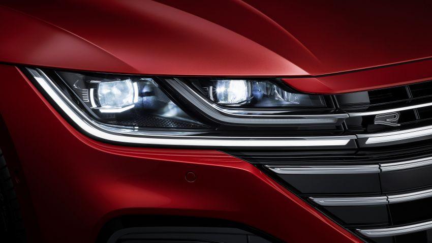 2020 Volkswagen Arteon facelift debuts – new PHEV and 320 PS R variants, Shooting Brake model added Image #1134952