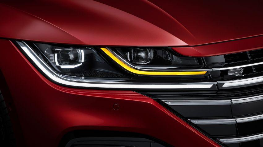 Volkswagen Arteon <em>facelift</em> 2020 diperkenal — varian PHEV dan 320 PS R baru serta model Shooting Brake Image #1135421