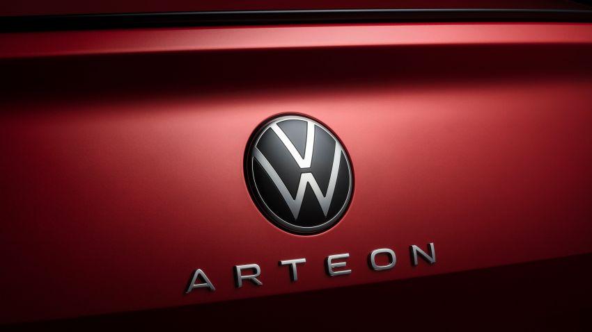 Volkswagen Arteon <em>facelift</em> 2020 diperkenal — varian PHEV dan 320 PS R baru serta model Shooting Brake Image #1135423