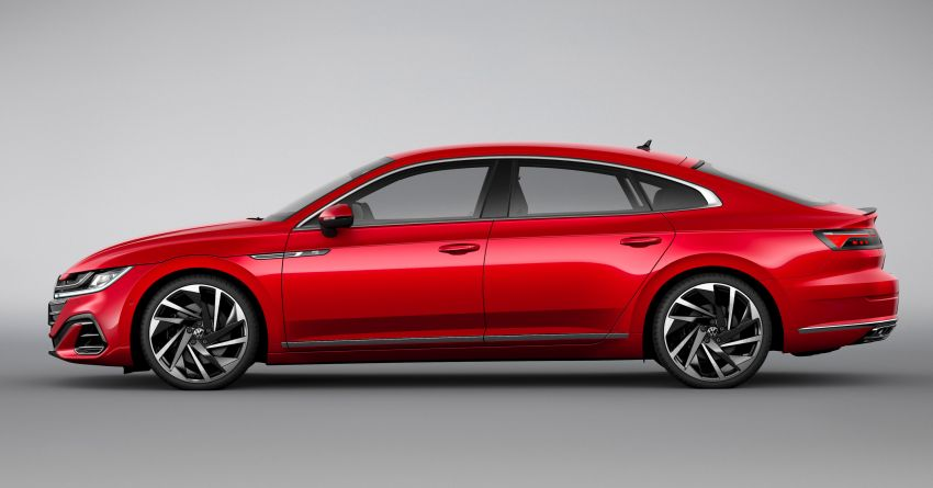 2020 Volkswagen Arteon facelift debuts – new PHEV and 320 PS R variants, Shooting Brake model added Image #1134958