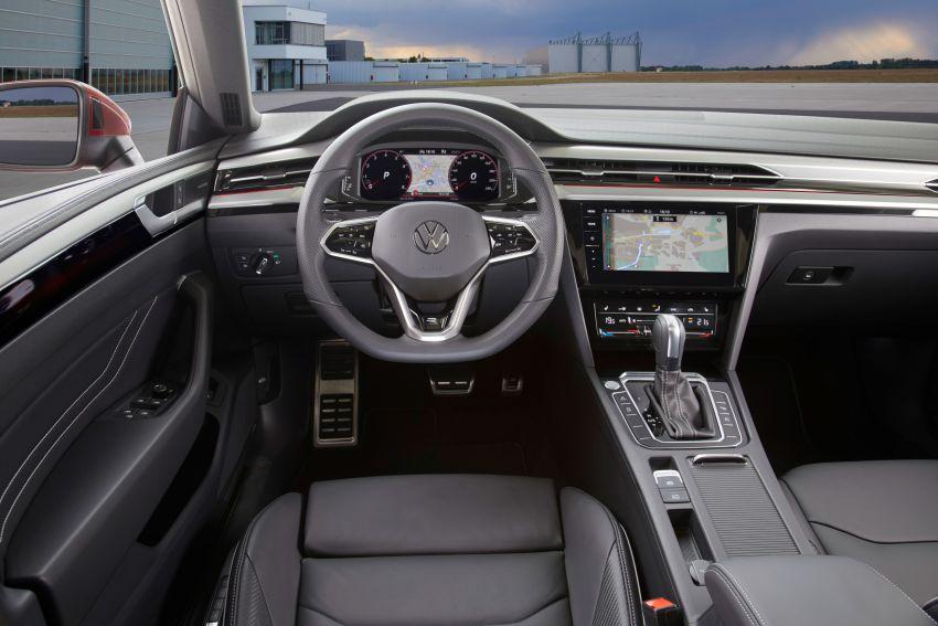 2020 Volkswagen Arteon facelift debuts – new PHEV and 320 PS R variants, Shooting Brake model added Image #1134970