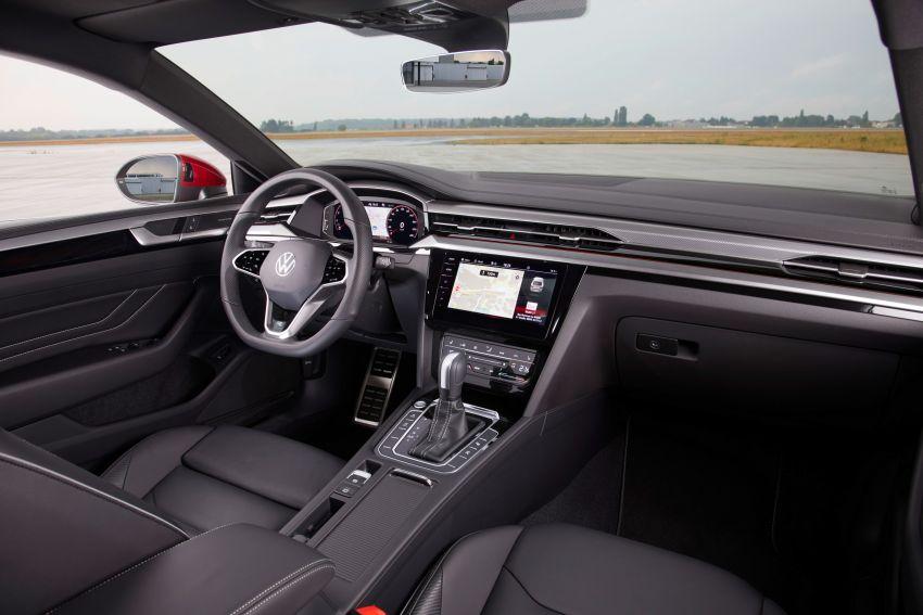 2020 Volkswagen Arteon facelift debuts – new PHEV and 320 PS R variants, Shooting Brake model added Image #1134972