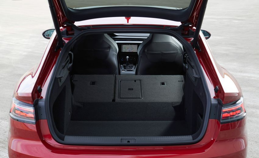 2020 Volkswagen Arteon facelift debuts – new PHEV and 320 PS R variants, Shooting Brake model added Image #1134977