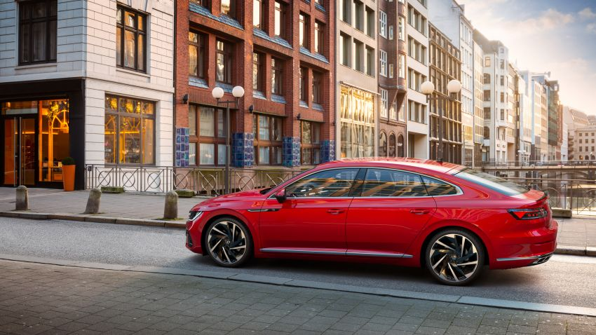 2020 Volkswagen Arteon facelift debuts – new PHEV and 320 PS R variants, Shooting Brake model added Image #1134945