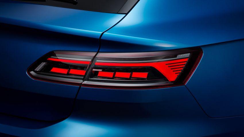 Volkswagen Arteon <em>facelift</em> 2020 diperkenal — varian PHEV dan 320 PS R baru serta model Shooting Brake Image #1135474