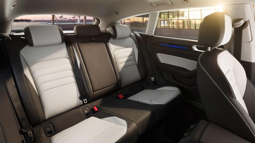 2020 Volkswagen Arteon facelift debuts – new PHEV and 320 PS R variants, Shooting Brake model added Image #1135136