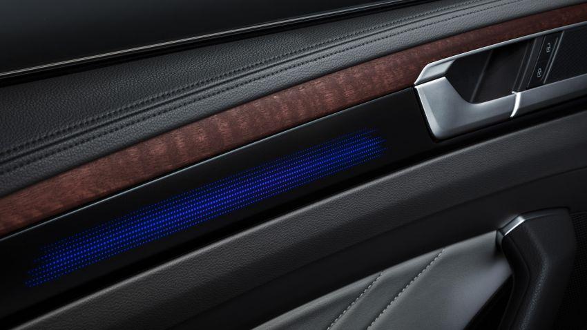 2020 Volkswagen Arteon facelift debuts – new PHEV and 320 PS R variants, Shooting Brake model added Image #1135138