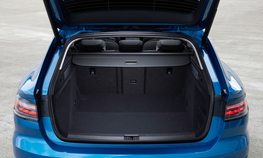 2020 Volkswagen Arteon facelift debuts – new PHEV and 320 PS R variants, Shooting Brake model added Image #1135174