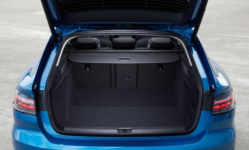 Volkswagen Arteon <em>facelift</em> 2020 diperkenal — varian PHEV dan 320 PS R baru serta model Shooting Brake Image #1135495