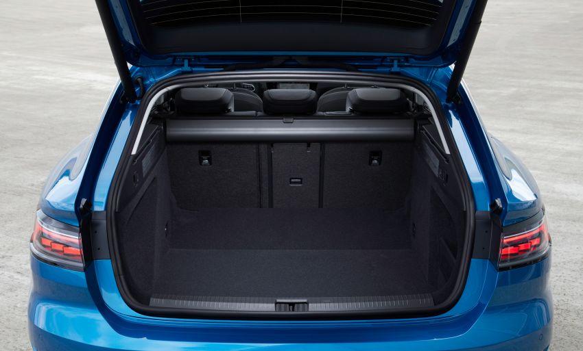 Volkswagen Arteon <em>facelift</em> 2020 diperkenal — varian PHEV dan 320 PS R baru serta model Shooting Brake Image #1135496