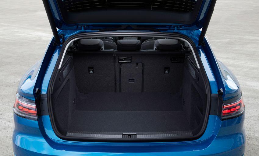 2020 Volkswagen Arteon facelift debuts – new PHEV and 320 PS R variants, Shooting Brake model added Image #1135179