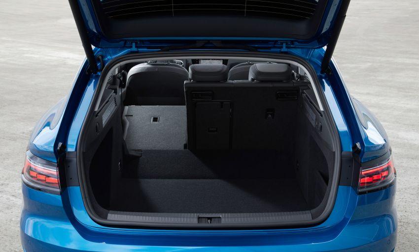 Volkswagen Arteon <em>facelift</em> 2020 diperkenal — varian PHEV dan 320 PS R baru serta model Shooting Brake Image #1135498