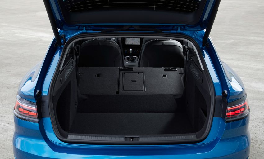 2020 Volkswagen Arteon facelift debuts – new PHEV and 320 PS R variants, Shooting Brake model added Image #1135188