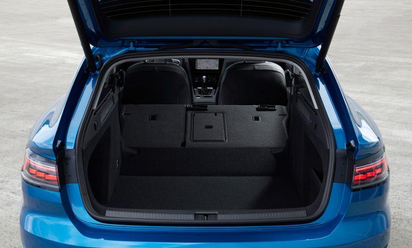 Volkswagen Arteon <em>facelift</em> 2020 diperkenal — varian PHEV dan 320 PS R baru serta model Shooting Brake Image #1135500