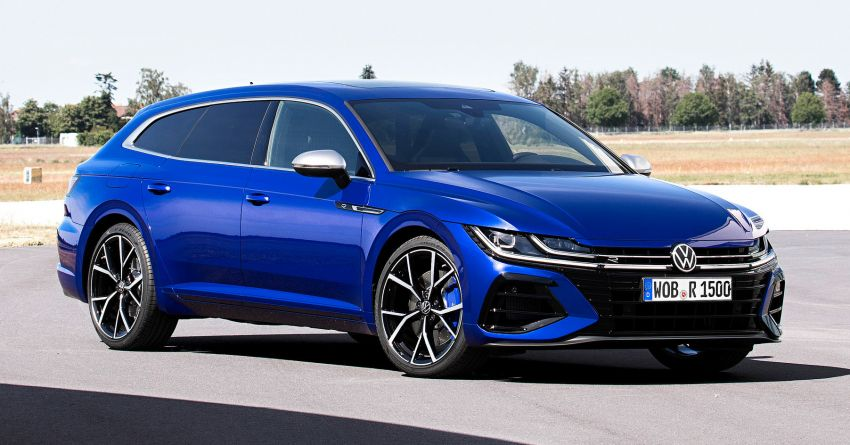 2020 Volkswagen Arteon facelift debuts – new PHEV and 320 PS R variants, Shooting Brake model added Image #1135038
