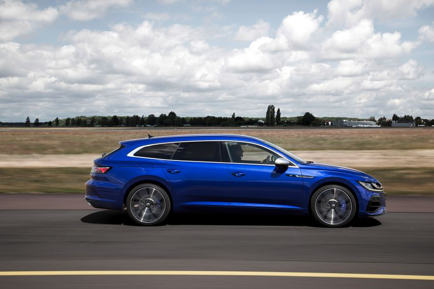 2020 Volkswagen Arteon facelift debuts – new PHEV and 320 PS R variants, Shooting Brake model added Image #1135053