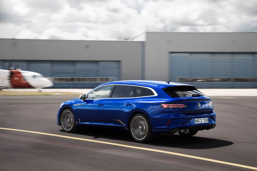 2020 Volkswagen Arteon facelift debuts – new PHEV and 320 PS R variants, Shooting Brake model added Image #1135054