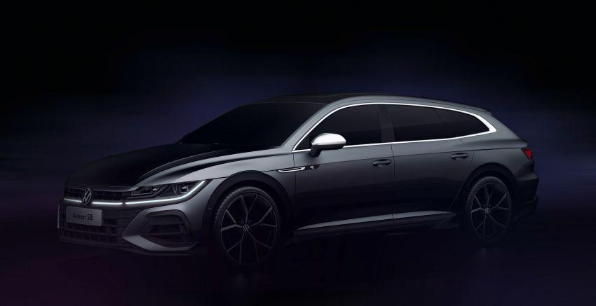 2020 Volkswagen Arteon facelift debuts – new PHEV and 320 PS R variants, Shooting Brake model added Image #1135056
