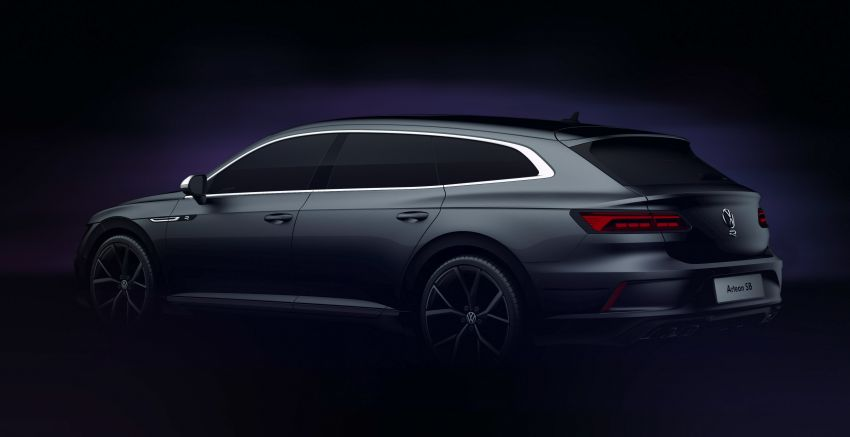 2020 Volkswagen Arteon facelift debuts – new PHEV and 320 PS R variants, Shooting Brake model added Image #1135058