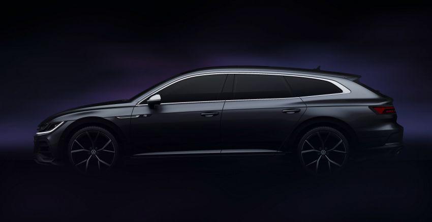 2020 Volkswagen Arteon facelift debuts – new PHEV and 320 PS R variants, Shooting Brake model added Image #1135059