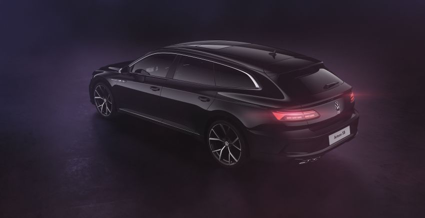 2020 Volkswagen Arteon facelift debuts – new PHEV and 320 PS R variants, Shooting Brake model added Image #1135064